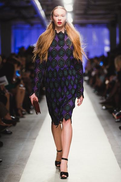 К зиме готовы: модный показ в ЦУМе | галерея [1] фото [21]
