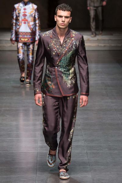Неделя мужской моды в Милане: лучшие показы | галерея [4] фото [21]