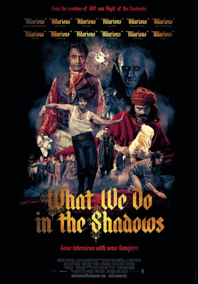 «Реальные упыри» (What We Do in the Shadows)