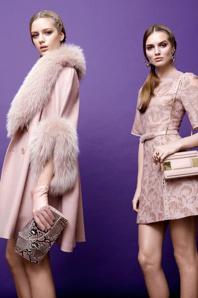 Elie Saab представил новую pre-fall коллекцию 2015