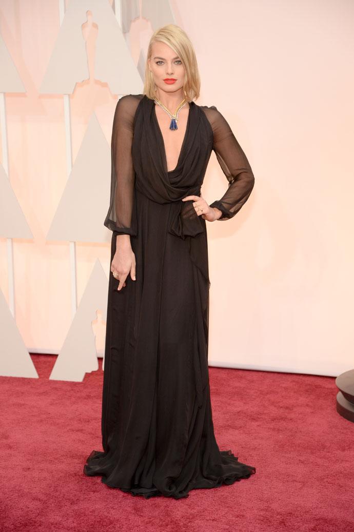 Оскар 2015: худшие платья красной дорожки