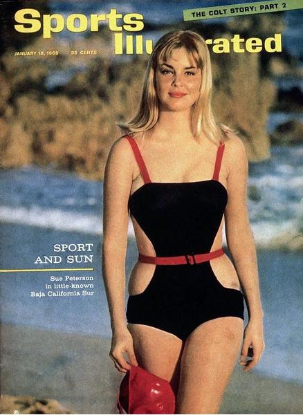 Опубликована обложка нового номера Sports Illustrated Swimsuit Issue | галерея [1] фото [43]