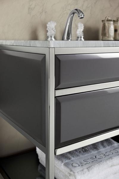 Новая коллекция мебели для ванной Academy от Oasis | галерея [1] фото [4]