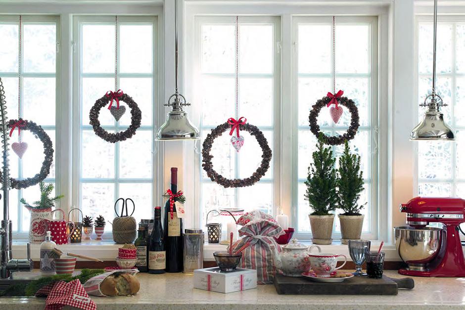 Посуда, текстиль и декор от компании Green Gate, www.greengate.dk