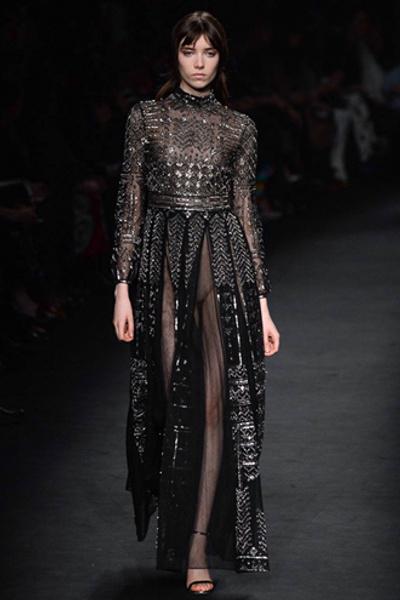 Неделя моды в Париже: показ Valentino ready-to-wear осень — зима 2015-2016 | галерея [1] фото [17]