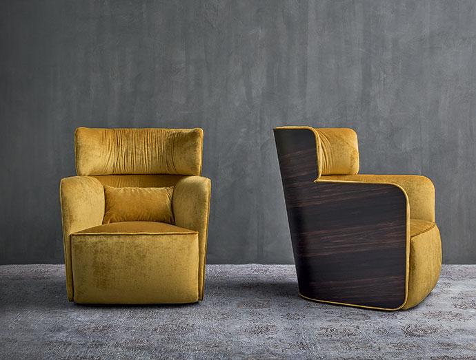 Кресло из коллекции Softwing