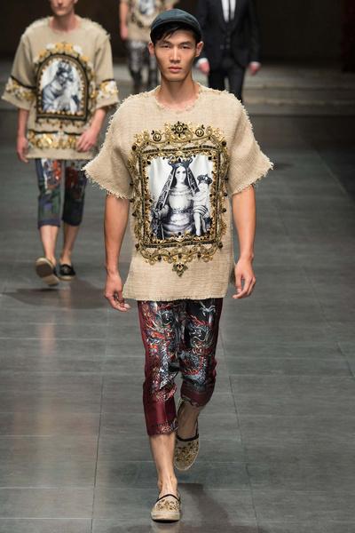 Неделя мужской моды в Милане: лучшие показы | галерея [4] фото [9]