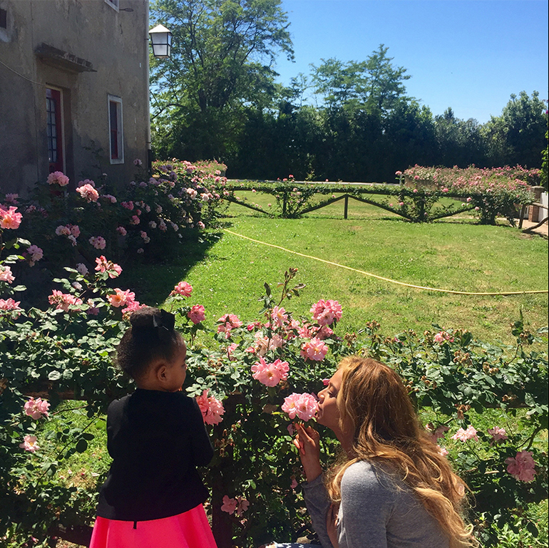 Фото дня: Бейонсе и Джей-Зи на отдыхе в Италии