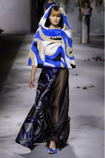 Показ Vionnet на Неделе моды в Париже | галерея [1] фото [17]