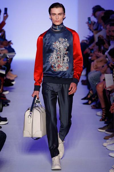 Неделя мужской моды в Париже: лучшие показы | галерея [3] фото [24]