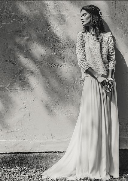 ЗАМУЖ НЕВТЕРПЕЖ: 10 самых красивых свадебных коллекций сезона | галерея [2] фото [7]