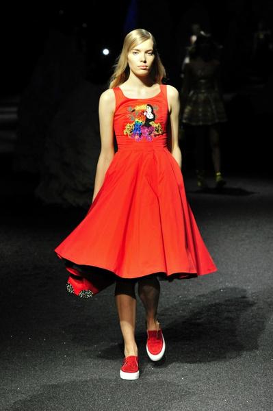 Показ Philipp Plein на Неделе моды в Милане