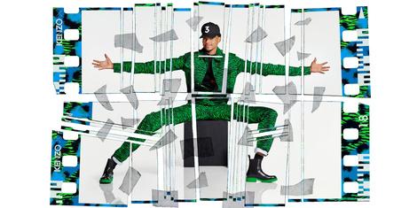Сезон охоты: как выглядит полный лукбук Kenzo x H&M | галерея [1] фото [9]