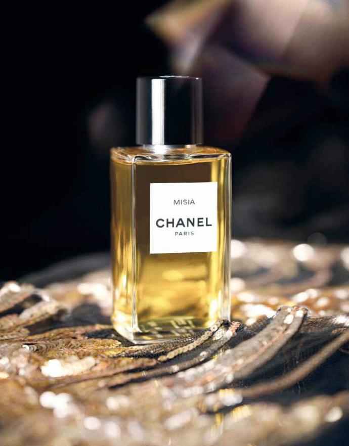 Марка Chanel выпустила новый аромат Misia