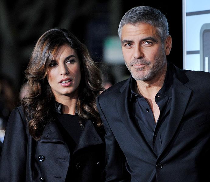 Джордж Клуни и Элизабетта Каналис фото