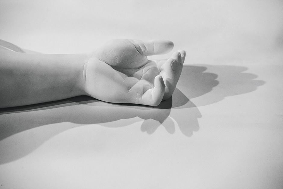 Фрагмент работы «Любовь»