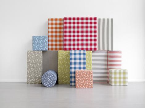 Коллекция тканей для сада от Nya Nordiska | галерея [1] фото [1]