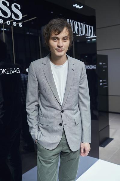 HUGO BOSS представил в России сумку BOSS Bespoke | галерея [1] фото [1]