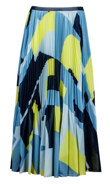 Длина волны: 25 модных юбок макси этого лета | галерея [4] фото [4]