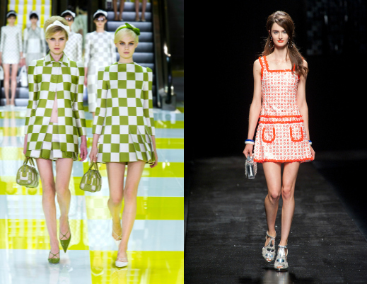 Показы Louis Vuitton и Moschino