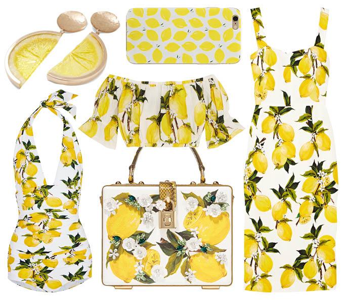 Выбор ELLE: платье, купальник, юбка и сумка Dolce&Gabbana, серьги Mango, чехол для IPhone Aliexpress