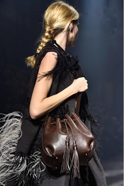 Показ Lanvin на неделе моды в Париже | галерея [1] фото [2]