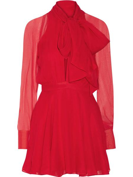 Красные платья | галерея [1] фото [7]