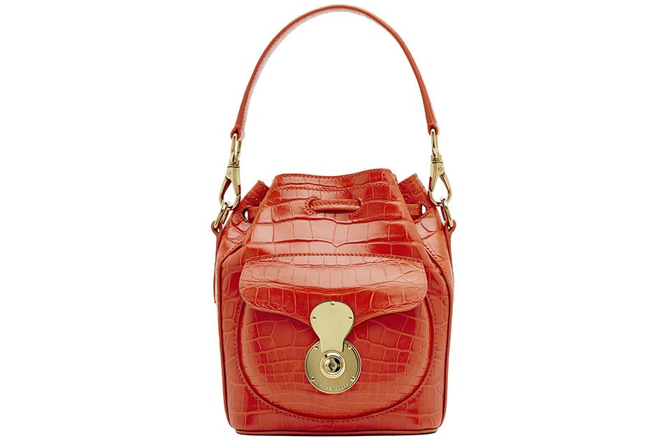 Small Ricky Drawstring Bag, Ralph Lauren