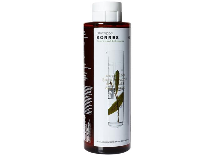 Шампунь Korres Laurel & Echinacea Shampoo
