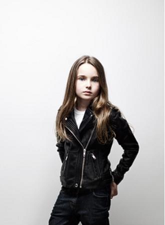 Кожаные куртки для детей