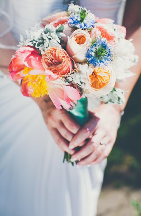 Букет невесты: модные тенденции 2014