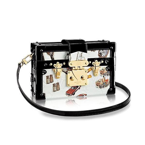 Louis Vuitton Модные сумки весна лето 2015