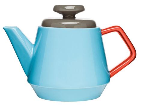 Керамический чайник Pop, Sagaform, www.westwing.ru