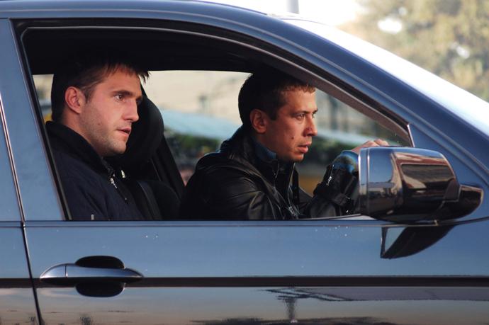 Кадр из фильма «Бумер 2»