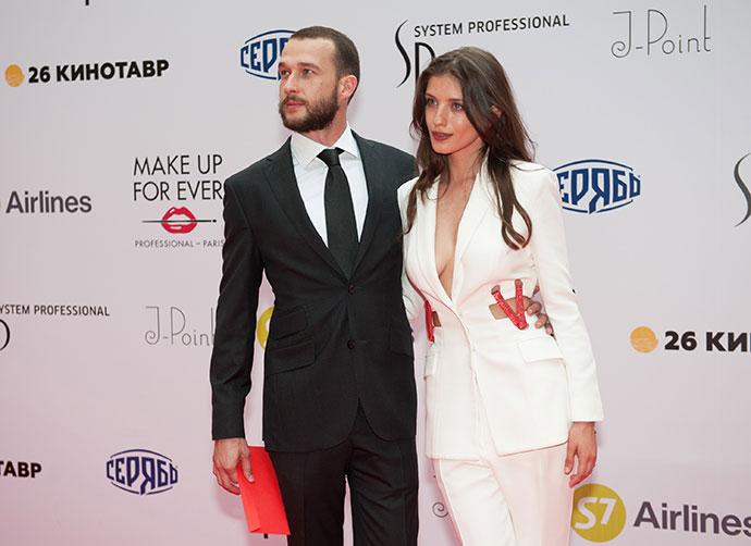 Даниил Сергеев и Аня Чиповская