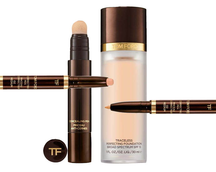 Flawless Complexion и Colour Collection от Tom Ford
