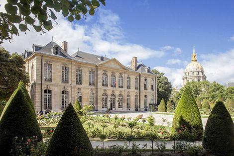 Музей Родена в Париже открывается после реставрации | галерея [1] фото [2]