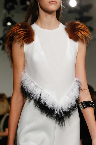От первого лица: редактор моды ELLE о взлетах и провалах на Неделе Моды в Нью-Йорке | галерея [5] фото [6]