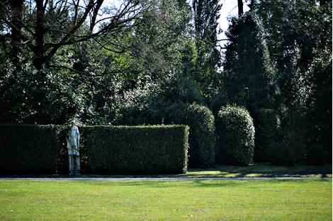 Вилла Марлия в Тоскане станет отелем | галерея [1] фото [34]