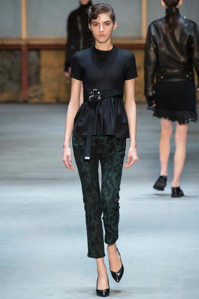 От первого лица: редактор моды ELLE о взлетах и провалах на Неделе Моды в Нью-Йорке | галерея [9] фото [3]