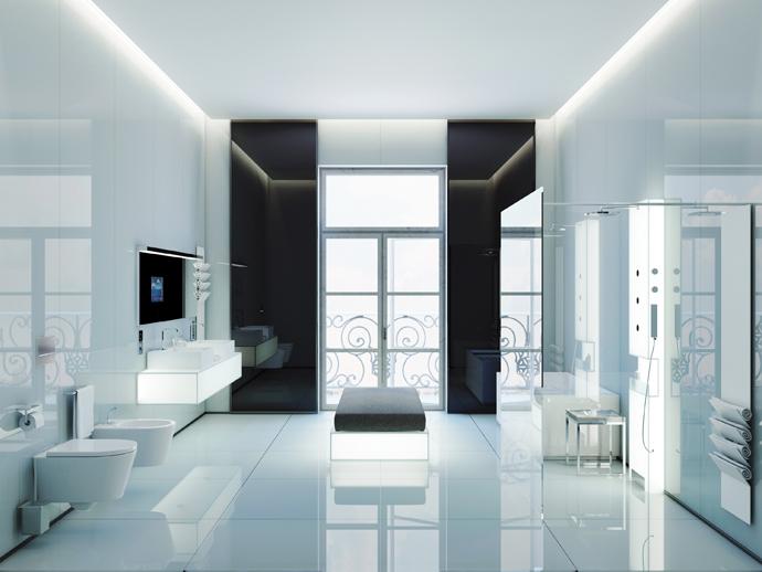Laufen, конкурс, дизайн, ELLE DECORATION, сантехника, ванная комната,