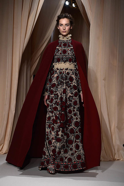 Показ Valentino Haute Couture | галерея [1] фото [14]