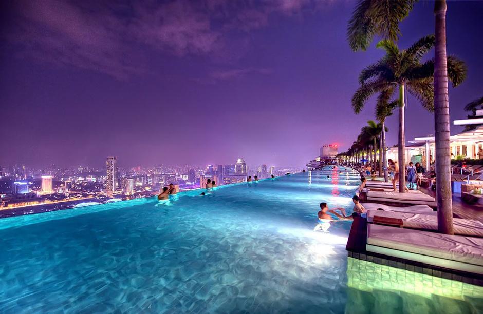 Отель Marina Bay Sands, Сингапур