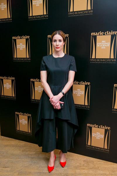 Marie Claire вручил премию в области красоты Prix d'Excellence de la Beauté 2016 | галерея [1] фото [10]