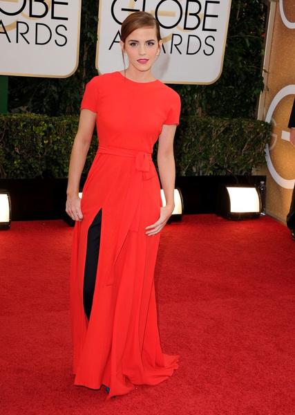 Эмма Уотсон в Dior Haute Couture