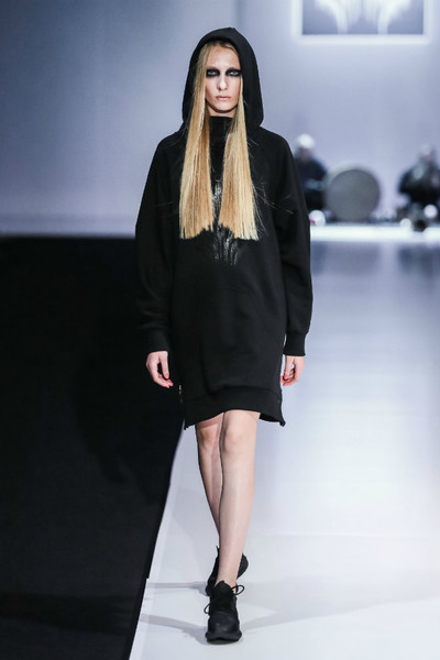 Молодые дизайнеры на Неделе моды в Москве | галерея [5] фото [5]