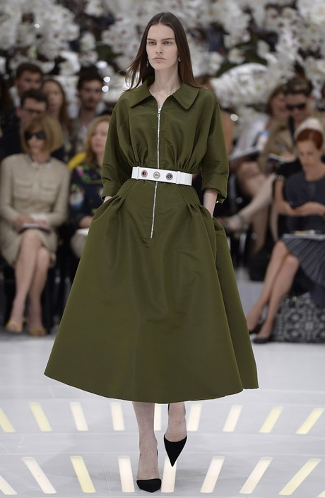 Платье Christian Dior Haute Couture