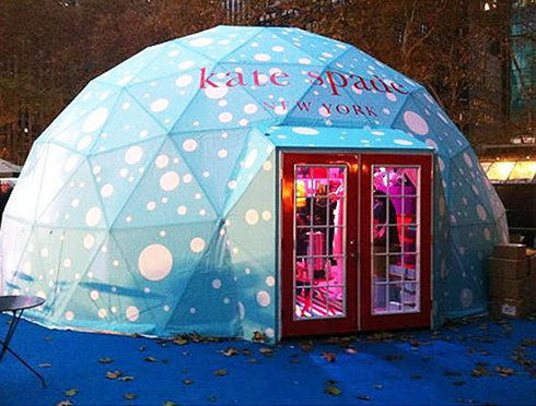 Pop-up store Kate Spade