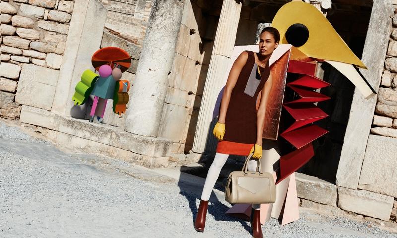 Рекламная кампания Missoni осень-зима 2014-15