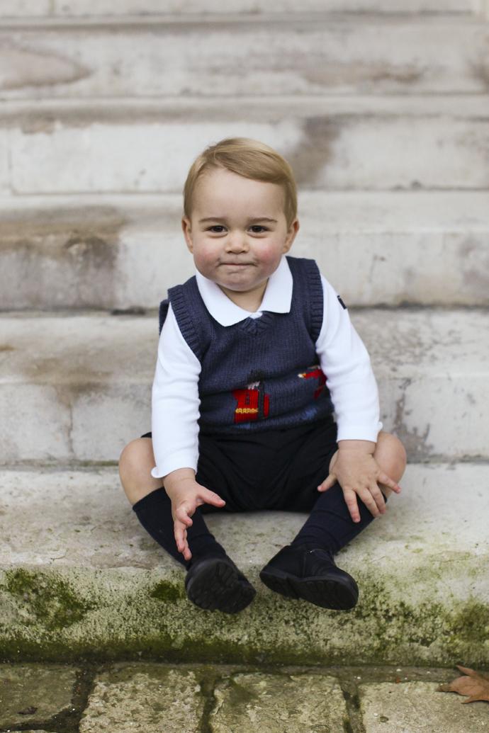 Кейт Миддлтон рассказала, кем хочет стать принц Георг